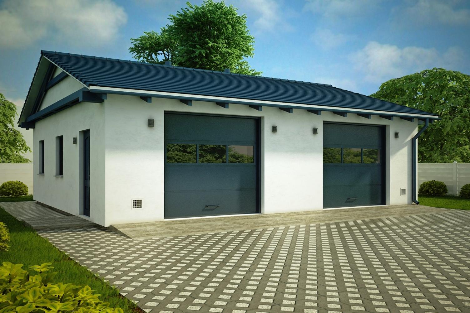 Строительство гаражей под ключ в Череповце